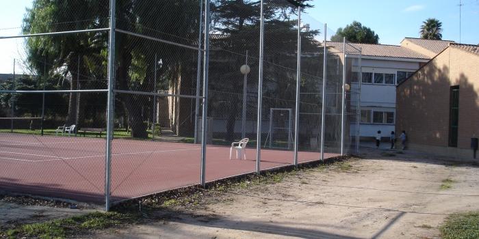 Cercados de pista de tenis