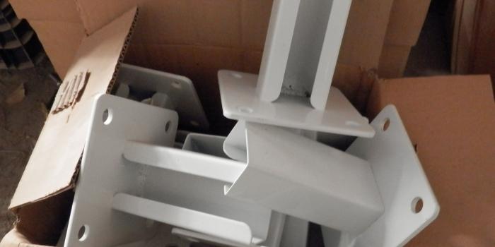 Bases para vallas decorativas