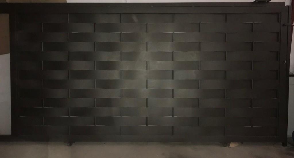 Puertas para chalets